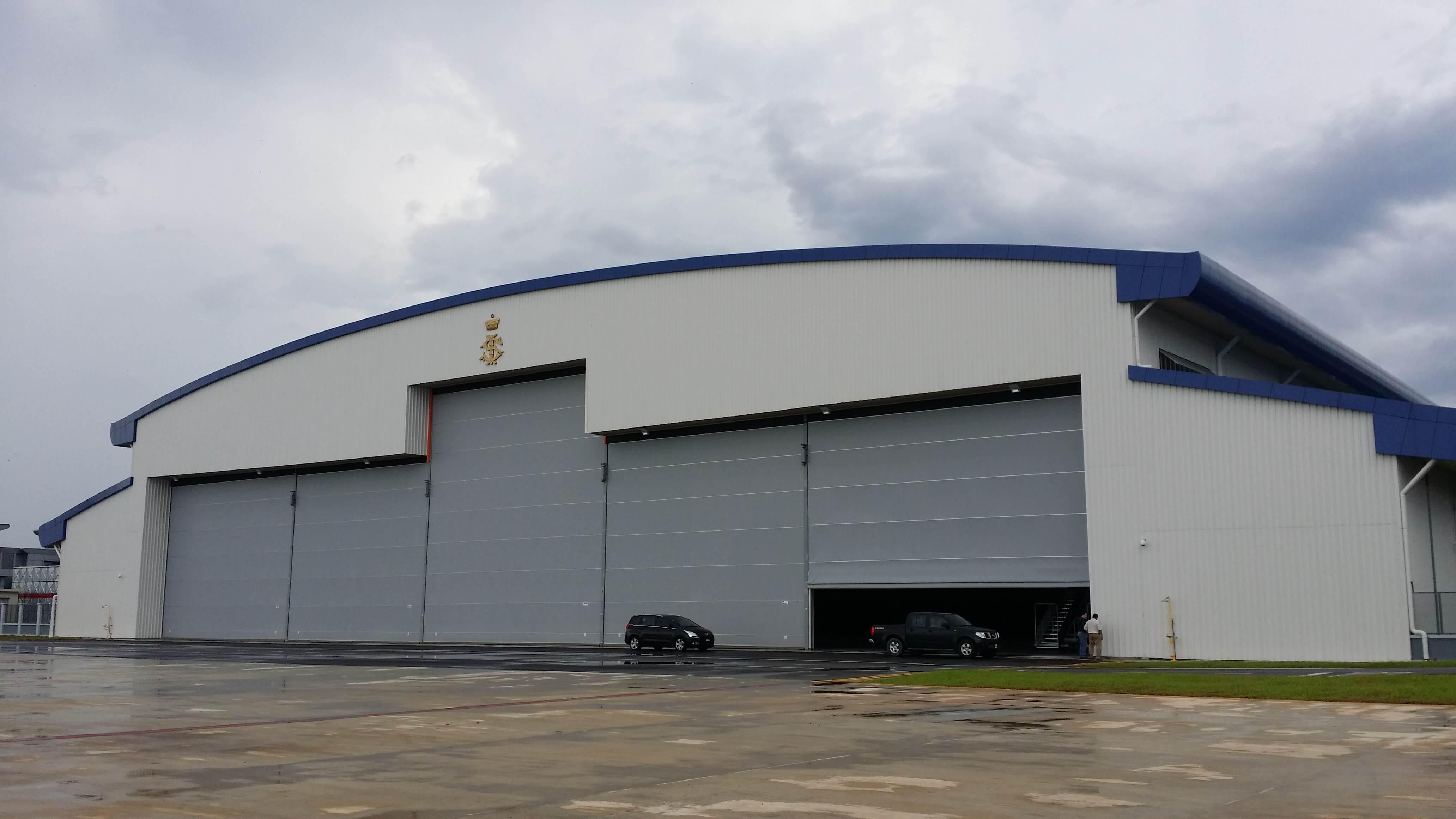 Royal Hangar, Johor Airport